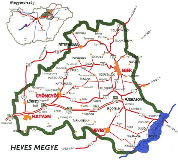 magyarország térkép heves megye Eger Apartman Eged Vendégház   Eger   egri szállás   SZÉP Kártya  magyarország térkép heves megye